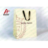 China Personalized 200gsm Matt Art Paper Bags For Wedding Party Customer Service for sale