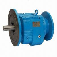 RF series helical gear speed reducer, low noise, high efficiency Manufactures