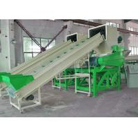 V Type Shaft Used Plastic Crusher Machine 37 KW Low Noise With WN Motor Manufactures