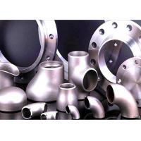 Corrosion Resistant Stainless Steel Reducer , High Strength SS Pipe Reducer Manufactures