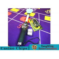 Security RFID Casino Chips Measuring Instrument With USB / Bluetooth Interface Manufactures