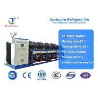 Cool Room Refrigeration Unit Anbell Carrot Precooling Cold Storage 400hp Manufactures