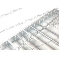 Light Weight Dense Serrated Steel Bar Grating Pressure Welded Anti Slip Places Manufactures
