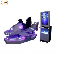 Quality 2500w Racing Car Advance Games Virtual Reality Simulator 9d VR Experience for sale