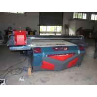8 Color Digital UV Printers 1.5x1.3m Flatbed , Digital Printing Press Devices CE / CCC / SGS Manufactures