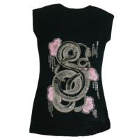 Ladies T-Shirt (SGT-36) Manufactures