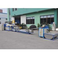 Automatic crushing&loading side feeder recycling machine line LDS motor 5.5kw