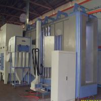Semi Automatic Powder Coating Line Powder Coating System Manufactures