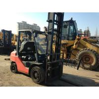 China supply good condition used TOYOTA 8F 3T forklift ,original 2Z engine on sale