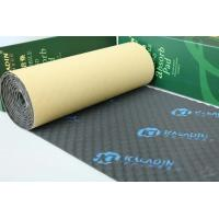 Automotive Sound Absorption Pad One - Side Adhesive Sound Insulation 8mm Black Foam Manufactures