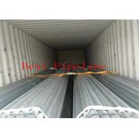Hot Rolled Galvanized Steel Pipe H Beam SS400 Q235 Q345 High Presssure Resistance Manufactures