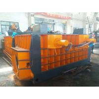 Buy cheap Double Main Cylinder Bale Density High Color Customized Baling Press Machine from wholesalers