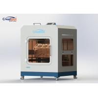 Quality Fused Deposition Modeling CreatBot D600 / Pro With Dual Extruders 0.4mm Nozzle for sale