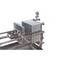 Small Membrane Plate and Frame Filter Press Manufactures