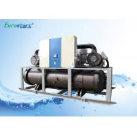 High Efficient Water Cooled Water Chiller Water Cooled Portable Chiller 80.4 KW Manufactures
