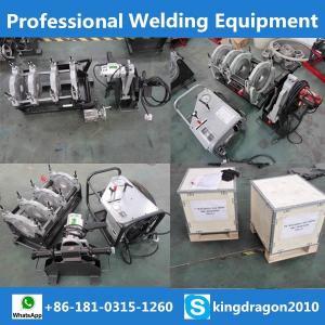 pe pipe welding tool 90-315 SKC-160/50M skc-160/63m butt fusion SKC-B200/90M Butt welder s Manufactures
