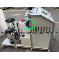 500g/h Sodium Hypochlorite Water Treatment Sea Water Electrolysis Of Brine Manufactures