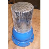 Ductile Iron Foot Valve With Stainless Steel Filter Strainer Single Flange Lift Type Manufactures