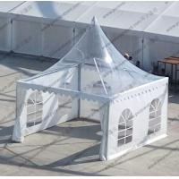 4m x 4m Clear Marquee Tent Aluminum Transparent Portable Temporarily Installed Manufactures