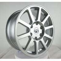 China Custom Silver Color 18 Inch 1-piece Forged Wheels For Toyota Runner Off Road on sale
