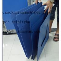 Agriculture green house panels Coroplast PVC corrugated cutter Manufactures