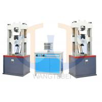 Metal Compressive Yield Hydraulic Tensile Testing Machine Full Color Active