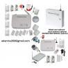 Buy cheap GSM Alarm Wireless Security Burglar Alarm System (ATS-802) SMS ALARM MSM ALARM from wholesalers