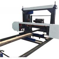 Diesel Portable Band Saw Mill Horizontal Sawmill,Portable swing blade sawmill Manufactures