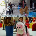 Hansel walking animal electric ride on animal toy animal rides for sale Manufactures