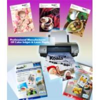 Quality Photo Paper, Glossy/matte for sale