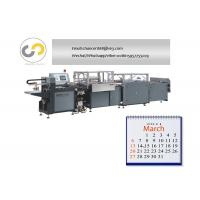 Fully automatic hardcover book binding machine for notebook, level arch file folder Manufactures