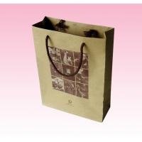 custom where to buy brown paper bags with cotton rope factory Manufactures