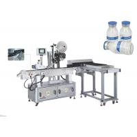 Adhesive Automatic Sitkcer Labeling Machine Imported Motor Control Manufactures