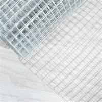 """Industrial Vinyl Coated Welded Wire Mesh 5/8"""" 1"""" 2"""" With 0.5-8mm Wire Gauge Manufactures"""