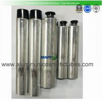100ml Flexible Empty Aluminum Collapsible Medical Cosmetic Packaging Tube Manufactures