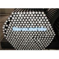 Heat Exchanger Alloy Steel Seamless Pipes Fin Tube Copper Coated Surface GB/T19447 Manufactures