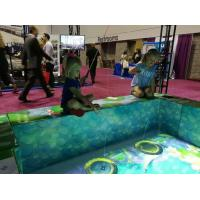 Interactive Fishing Game Type Family Amusement Center Unique Appearance Manufactures