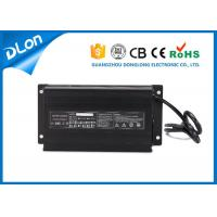 smart automatic lead acid electric car battery charger 24v 25a with CE & ROHS certification Manufactures