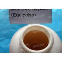 Safe Fast Muscle Gain Steroid Liquid Injectable Equipoise EQ Boldenone Undecylenate 13103-34-9 Manufactures