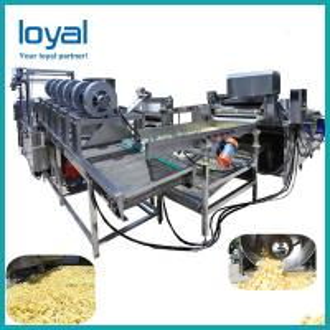 China High quality potato chips machine production line natural potato chips production line on sale