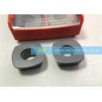 High Feed Milling Carbide Milling Inserts High Metal Removal Rate Manufactures