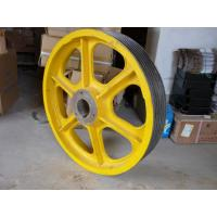 China Elevator Traction Wheel/Guide Roller on sale