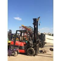 Diesel Forklift Located in Our Forklift Yard Cheap Price Used Toyota Forklift Manufactures