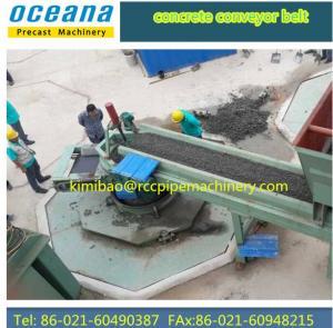 Sell precast concrete pipe making machine DN300-3600 Manufactures