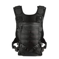China Classical Black Tactical Baby Carrier , Waterproof Tactical Child Carrier for sale