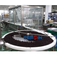 China Perwin Monoblock Vial Bottle Liquid Filling Plugging Capping Machine on sale