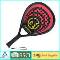 China OEM Fibber glass & Carbon Paddle Racket FOR sand beach sporting on sale