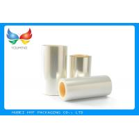 Electronic Die Cutting Silicone Coated Film / Polyester Pet Film For Electric Products Manufactures