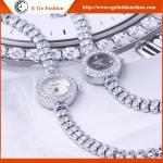 YQ01 Watches Woman Bracelet Watch Full Diamond Rhinestone Watches for Lady Quartz Watch Manufactures