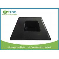 Integrated Chemical Resistant Epoxy Resin Lab Sinks With Laboratory Water Basin Manufactures